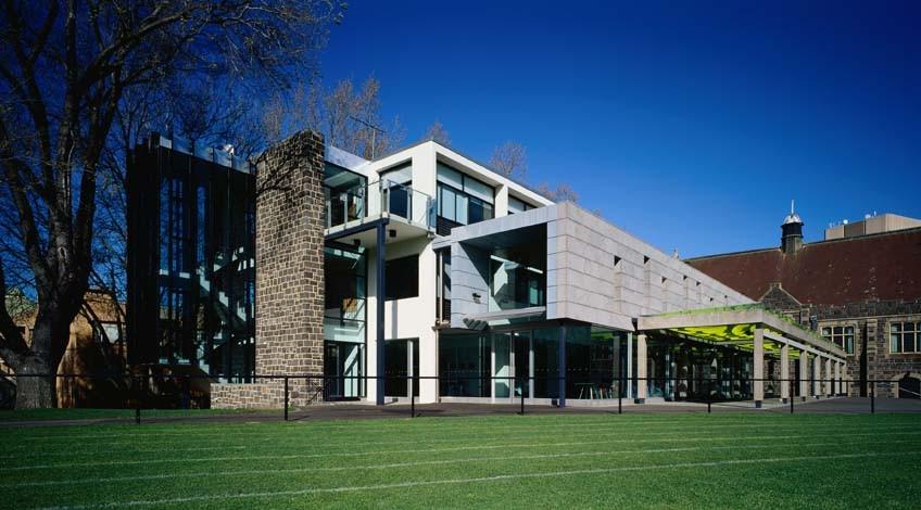 Melbourne Grammar School Student Centre
